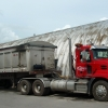 Pinnacle tractor w/Manac aluminium dump trailer - Catalogna & Fr�res (Lachine, QC)