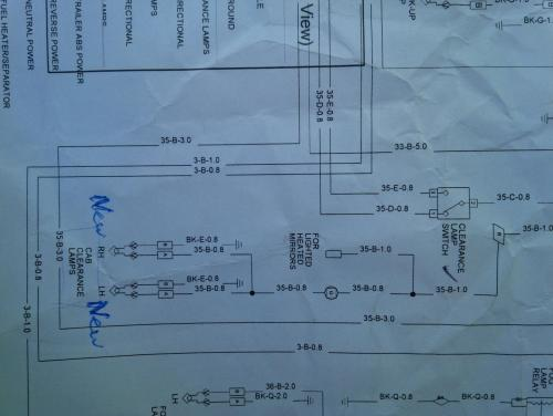 With Trailer Lights Wiring Diagram On 8 Pin Trailer Wiring Diagram