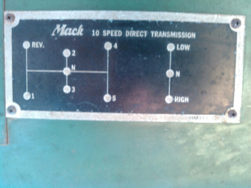 what transmission do i have  b67t