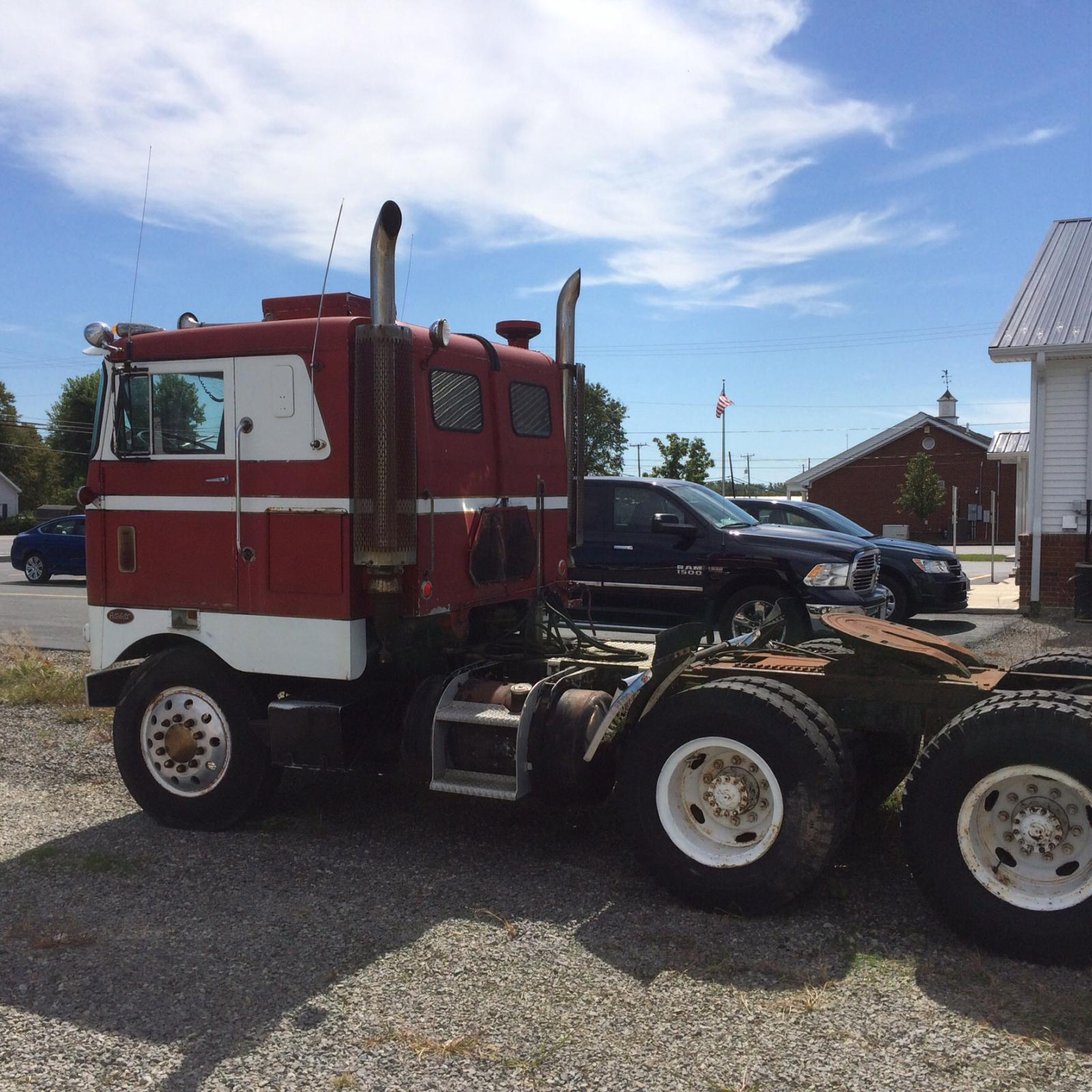 1968 Mack Truck : Peterbuilt coe other truck makes bigmacktrucks