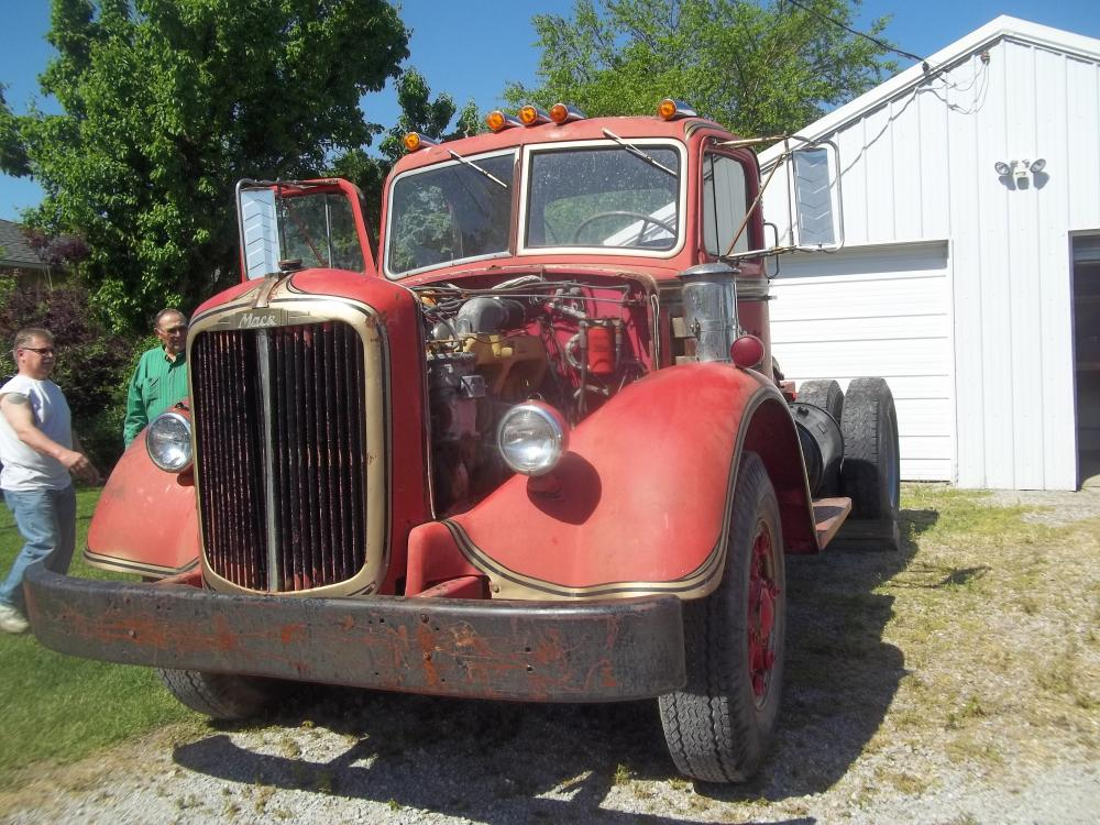 Pics for week antique and classic mack trucks general - Craigslist little rock farm and garden ...