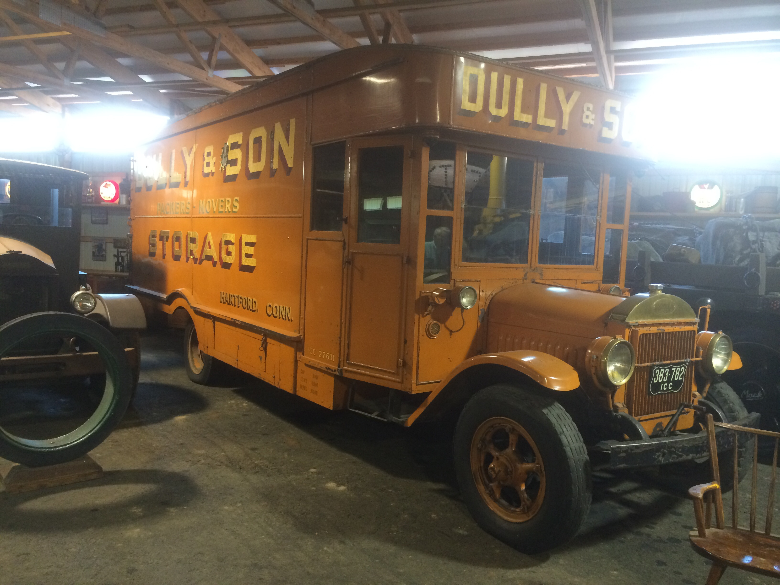 Historic Commercial Vehicle Club of Australia Inc - dinosauriens.info