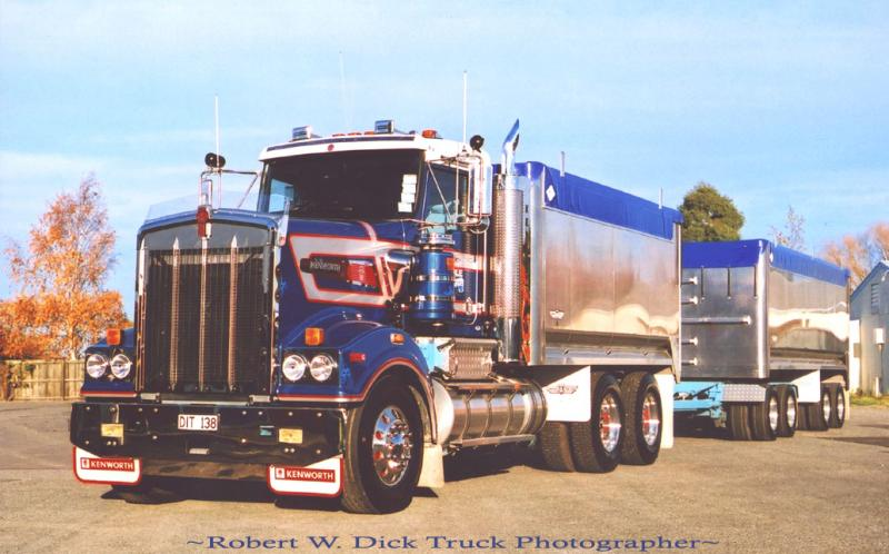 Trucking in New Zealand
