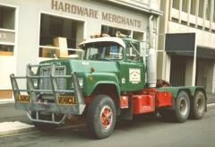 Burnetts Mack R-797 375hp V8 Thermodyne