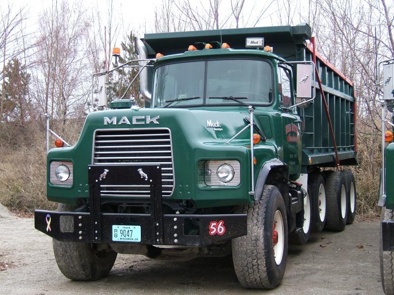 HK Trucking Dump Trucks