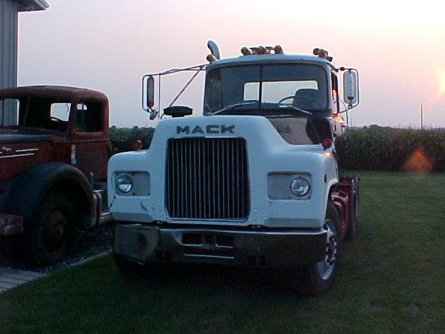 """My wife says, """" U still like the ugliest trucks!"""