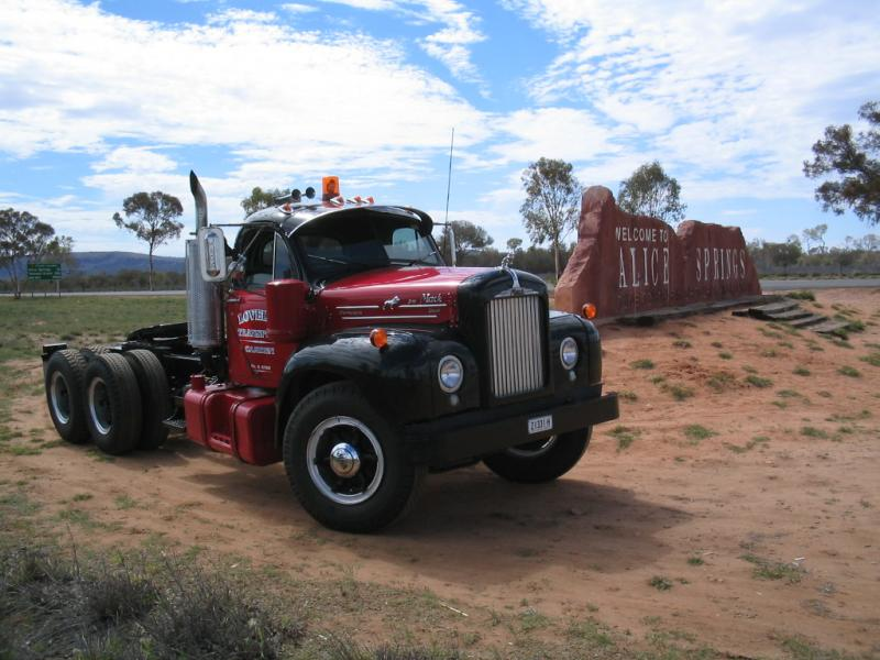 10a. The Ol' Girl made it to Alice Springs