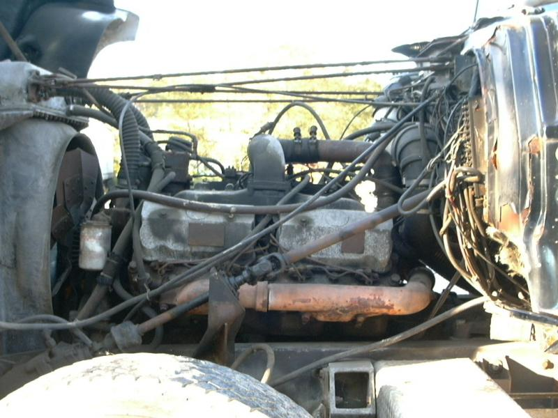 75' RL700L Engine drivers side