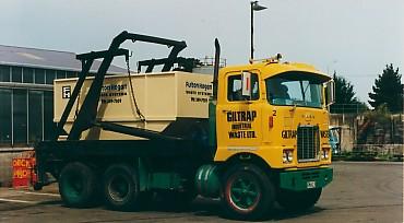 237 hp F series skip unit