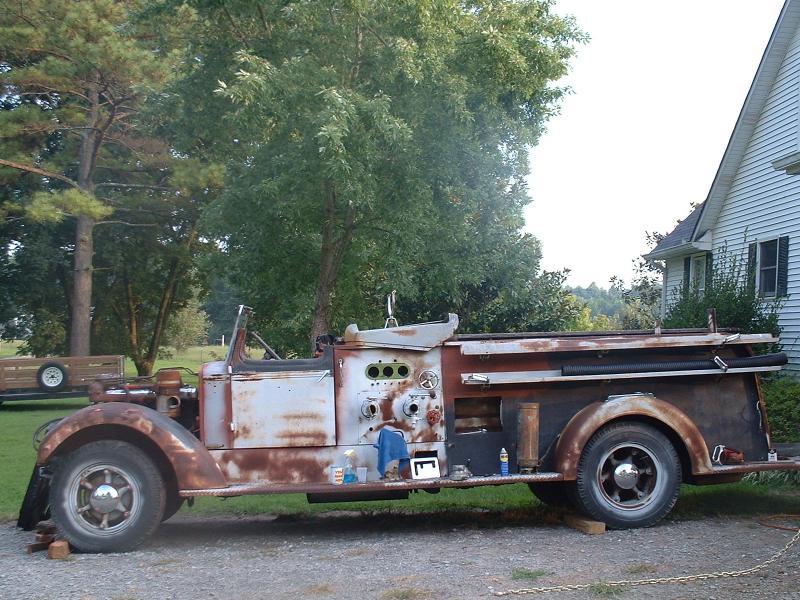 48 Mack Pumper