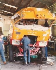 Freightways F series rebuild