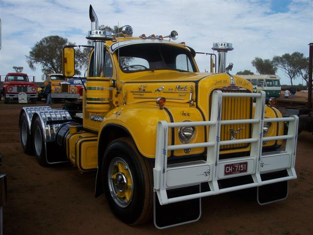 Working B from Melbourne at Alice Springs