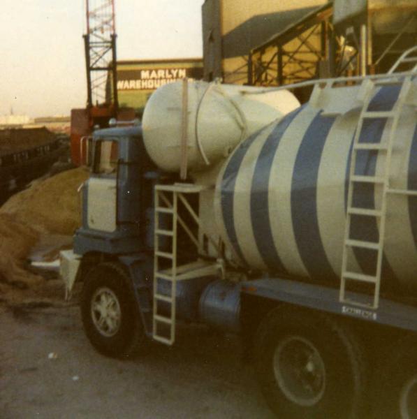 F-900 Concrete Mixers
