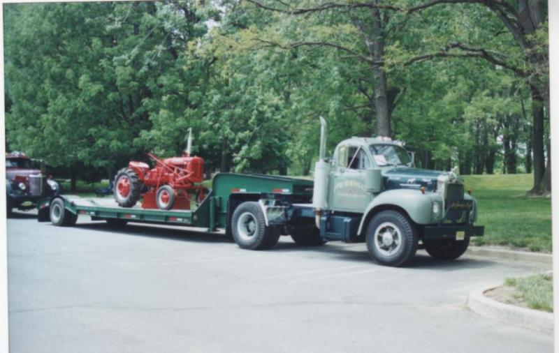 B66T with 1951 Hughes and IH A