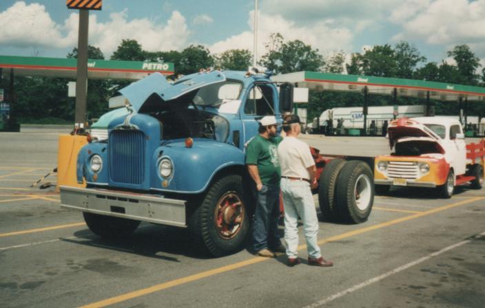 Trenton Mack trim