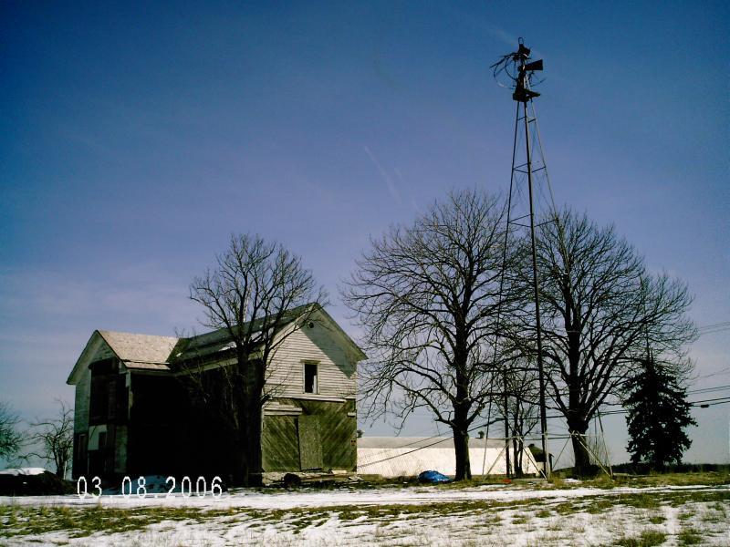 Mack homestead