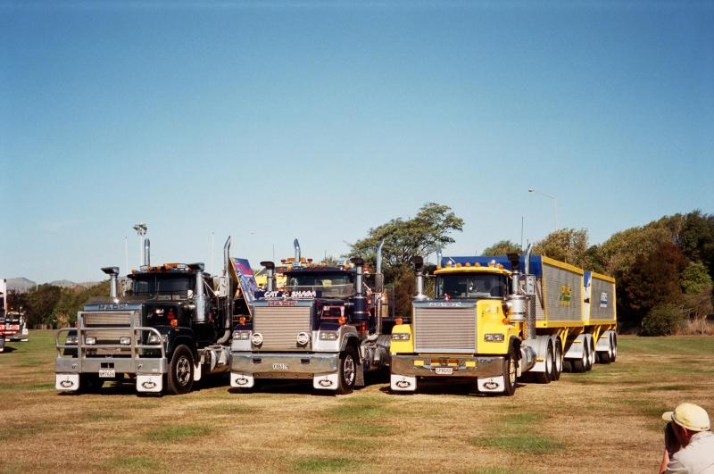 February truck show superliners
