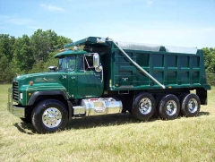 Green 2004 Mack RD Legend Tri Axle Dump.jpg