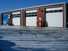 New 6000 foot garage