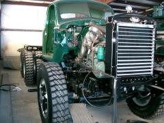 B-813 restoration