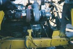 300 Mack Engine