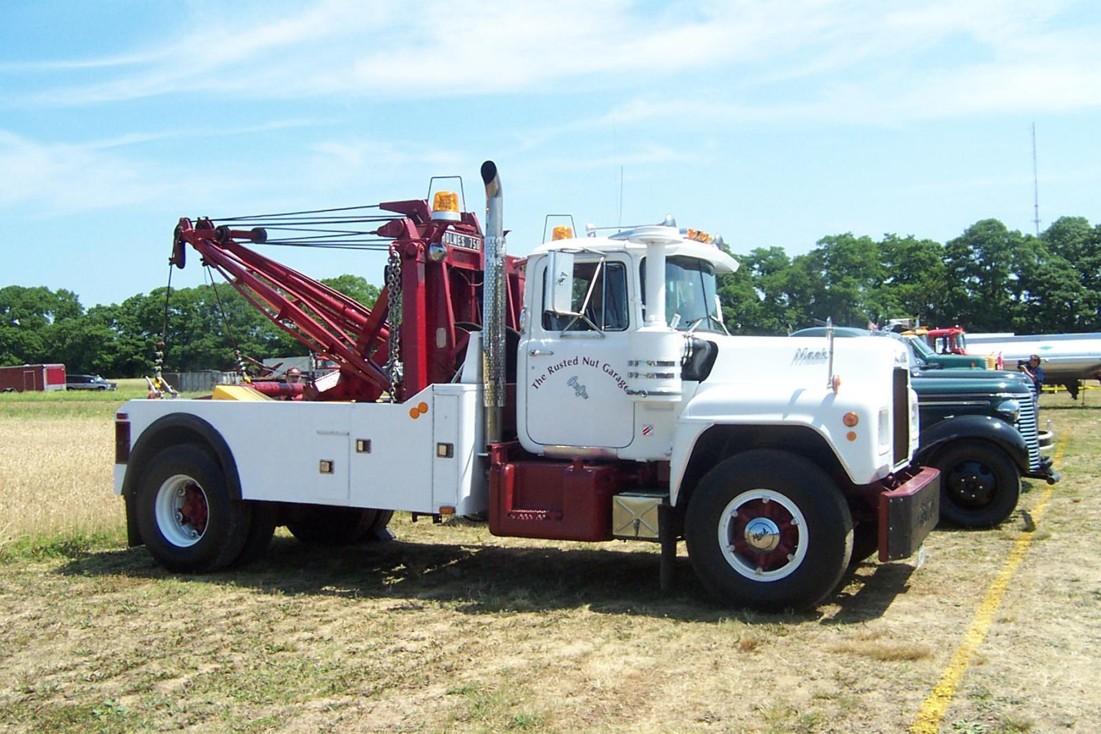 The R-600 at the Riverhead Engine Show 2004