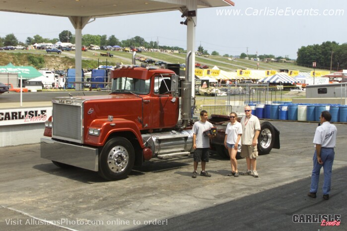 1st place Carlisle all truck Nationals 2007