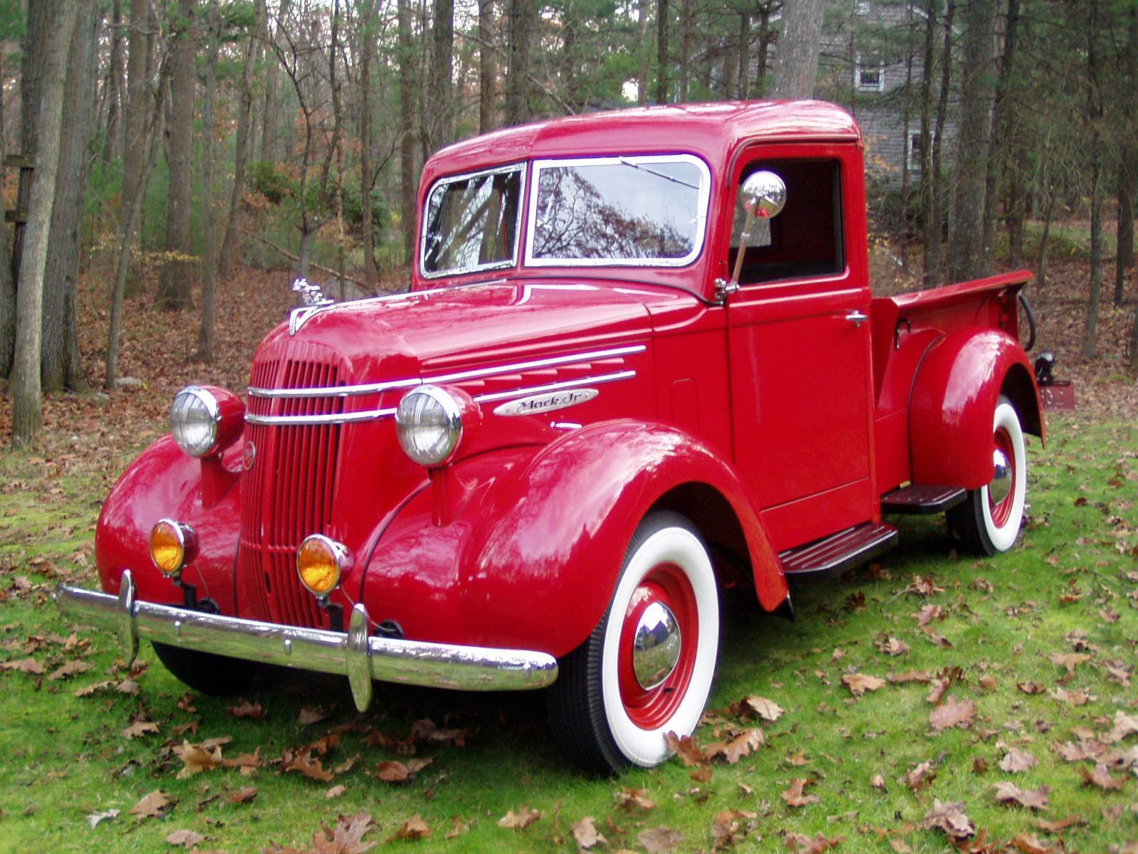 1937 mack jr