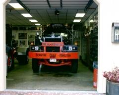 John B's Big Tractor