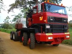 Pull truck in Venezuela Oct 2007