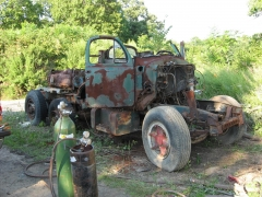 1st Parts Truck Ironically its only 300 no. From my serial n