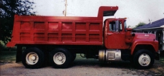 My 87 R686 Mack that i owned w/ my granddad until his passin