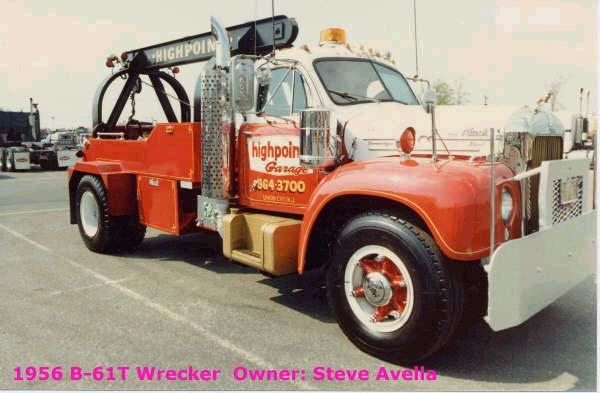 My Mack trucks