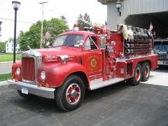 1960 Mack B85FSW