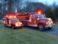 1960 Mack and 1979 Nissan Fire Patrol 2