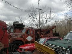 Mack b70? Tow Truck