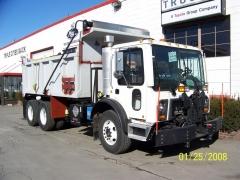 2008 Mack MRU613 Plow Truck
