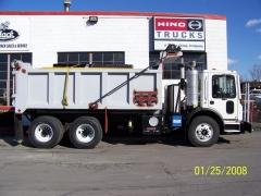 2008 Mack MRU613 Plow Truck 2