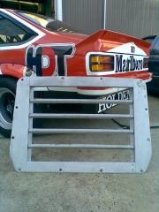 Australian F model grill