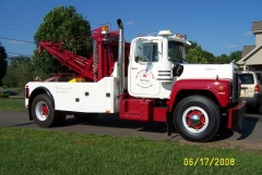 '69 Mack R600 Finished