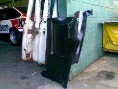 R model rust repair section