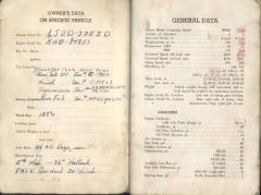 Original Operator's Manual
