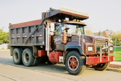 #5 old #24 A & A Bifulco Trucking Co Truck.