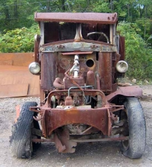 1929 AC 5 1/2 Ton Dump Project