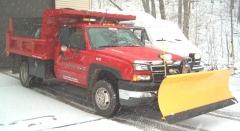 2005 Chevy plow truck (duramax 4x4)