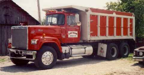 1980 Superliner (300 Mack & Mack 6 speed)