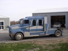 1989 Kenworth T400A