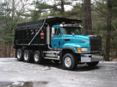 mackcl96 spare truck