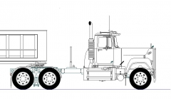 Superliner II line drawing on MS Paint (incomplete)