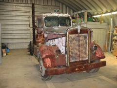1955 Kenworth Restoration